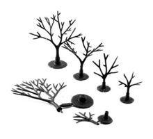 Woodland Deciduous Tree Armatures 3/4 - 2 (114) Model Railroad Tree #tr1120