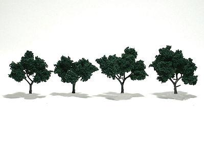 Woodland Scenics Assembled Tree Dark Green 5  TR1511