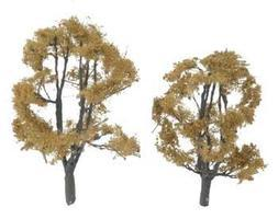 Woodland Ready Made Premium Trees Deciduous Dead Elm 1 Each - 3-1/8 & 2-1/2 #tr1602