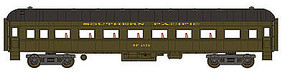 WheelsOfTime Harriman Coach Southern Pacific #1242 N Scale Model Train Passenger Car #348