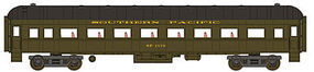 WheelsOfTime Harriman Coach Southern Pacific #1955 N Scale Model Train Passenger Car #351