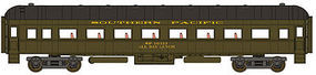 WheelsOfTime Harriman Coach Southern Pacific #10513 N Scale Model Train Passenger Car #356