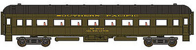 WheelsOfTime Harriman Coach Car Southern Pacific #10516 N Scale Model Train Passenger Car #357