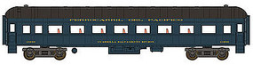 WheelsOfTime Harriman Coach Car FDP N Scale Model Train Passenger Car #358