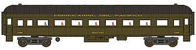 WheelsOfTime Harriman Coach FDELP #1852 N Scale Model Train Passenger Car #360