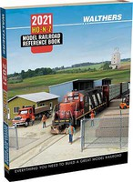 Walthers-Pubs (bulk of 12) Walthers 2021 Model Railroad Reference Book