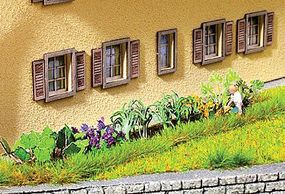 Walthers-Acc Garden Plot Kit Botanicals(TM) HO Scale Model Railroad Grass Earth #1093