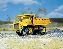 Walthers-Acc Terex Heavy-duty Off-road Dump Truck Kit