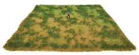 Walthers-Acc Grass Mat Fall Meadow
