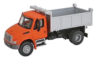 Walthers Accessories Intl 4300 Dump Trk - HO-Scale