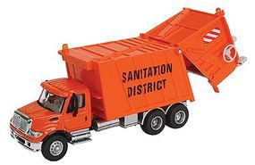 Walthers-Acc Intl 7600 Garbage Truck - HO-Scale