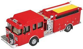 Walthers-Acc Heavy-Duty Fire Engine - HO-Scale