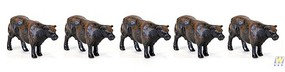 Walthers-Acc Beef Cattle pkg(16)