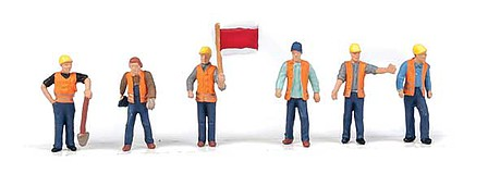 Walthers-Acc Railroad Track Workers Set 2
