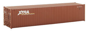 Walthers-Acc 40 RS Container XTRA HO Scale Model Train Freight Car Load #8154