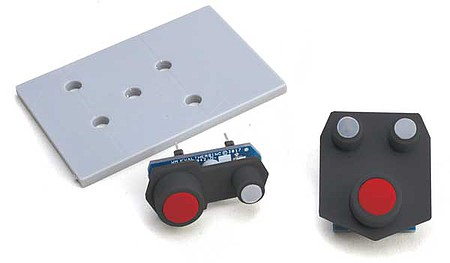 Walthers-Elec Walthers Control System Fascia Crossover Controller
