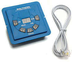 Walthers Cornerstone Turntable Control Box Model Railroad Electrical Accessory #2320
