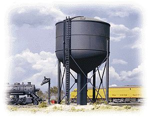 3507 Walthers Cornerstone Wooden Water Tank pack of 3 HO Scale Kit