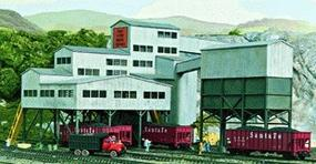 Walthers New River Mining Company - Kit N Scale Model Railroad Building #3221