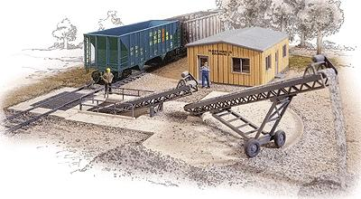 ho Scale Gravel ho Scale Model Railroad