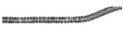 Walthers Shinohara Track (bulk of 10) Flex track x 39'' code 83 - HO-Scale