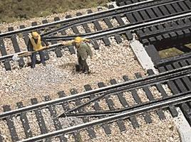 Walthers-Shinohara Bridge Track f/#933-3012 - HO-Scale