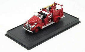 William-Tell GMC Fire Truck-MI 1941