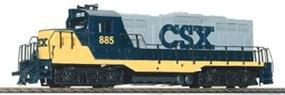 Walthers-Trainline EMD GP9M CSX Transportation #890 Model Train Diesel Locomotive HO Scale #105