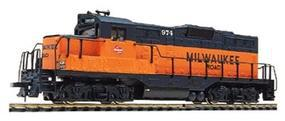 Walthers-Trainline EMD GP9M Milwaukee Road #974 Model Train Diesel Locomotive HO Scale #111