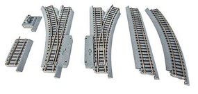 Walthers-Trainline Power-Loc Track(TM) Track Expander Set
