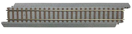 Walthers-Trainline Power-Loc Track(TM) 9 Straight Section pkg(4)