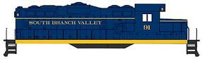 Walthers-Trainline EMD GP9M South Branch Valley #91 Model Train Diesel Locomotive HO Scale #139