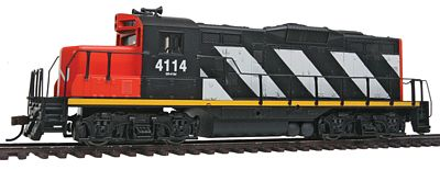 Walthers Trainline EMD GP9M Canadian National #4012 -- Model Train Diesel Locomotive -- HO Scale -- #140