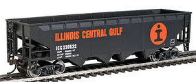 Walthers-Trainline Hopper Ready to Run Illinois Central HO Scale Model Train Freight Car #1426