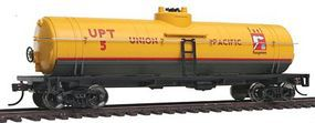 Walthers-Trainline Tank Car Ready To Run Union Pacific Model Train Freight Car HO Scale #1443