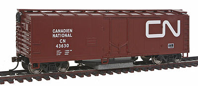 Walthers Trainline Track Cleaning Boxcar Canadian National -- Model Train Freight Car -- HO Scale -- #1481