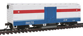 Walthers-Trainline Track Cleaning Boxcar Conrail Model Train Freight Car HO Scale #1484
