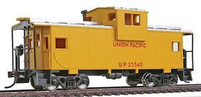 Walthers-Trainline Wide Vision Caboose Ready to Run Union Pacific(R) Model Train Freight Car HO Scale #1502