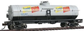 Walthers-Trainline 40 Tank Car Ready to Run Domino Sugar GATX #86127 Model Train Freight Car HO Scale #1617
