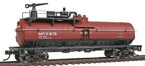 Walthers-Trainline Firefighting Car Missouri Pacific Boxcar Red & Black Model Train Freight Car HO Scale #1792
