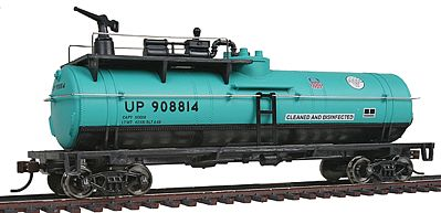 Walthers Trainline Firefighting Car Union Pacific #908814 -- Model Train Freight Car -- HO Scale -- #1793