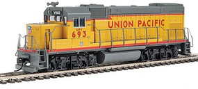 Walthers-Trainline EMD GP15-1 Standard DC Union Pacific(R) (yellow, gray, red)