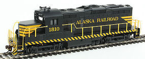 Walthers-Trainline EMD GP9M Standard DC Alaska Railroad #1810 HO Scale Model Train Diesel Locomotive #450