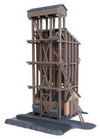 Walthers-Trainline Coaling Tower Kit Model Railroad Building HO Scale #910
