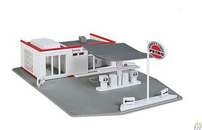 Walthers-Trainline Gas Station Kit