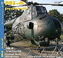 Wings-Wheels Mi4 Helicopter & Variants in Detail