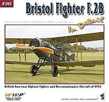 Wings-Wheels Bristol Fighter F2B in Detail
