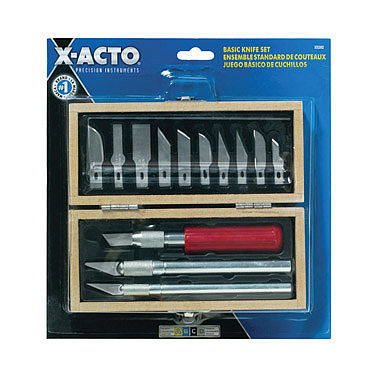 Basic Knife Set (Bx)