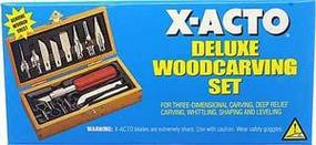 X-acto Carving Chest