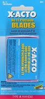X-acto #11 Blade Bulk Carded (100)